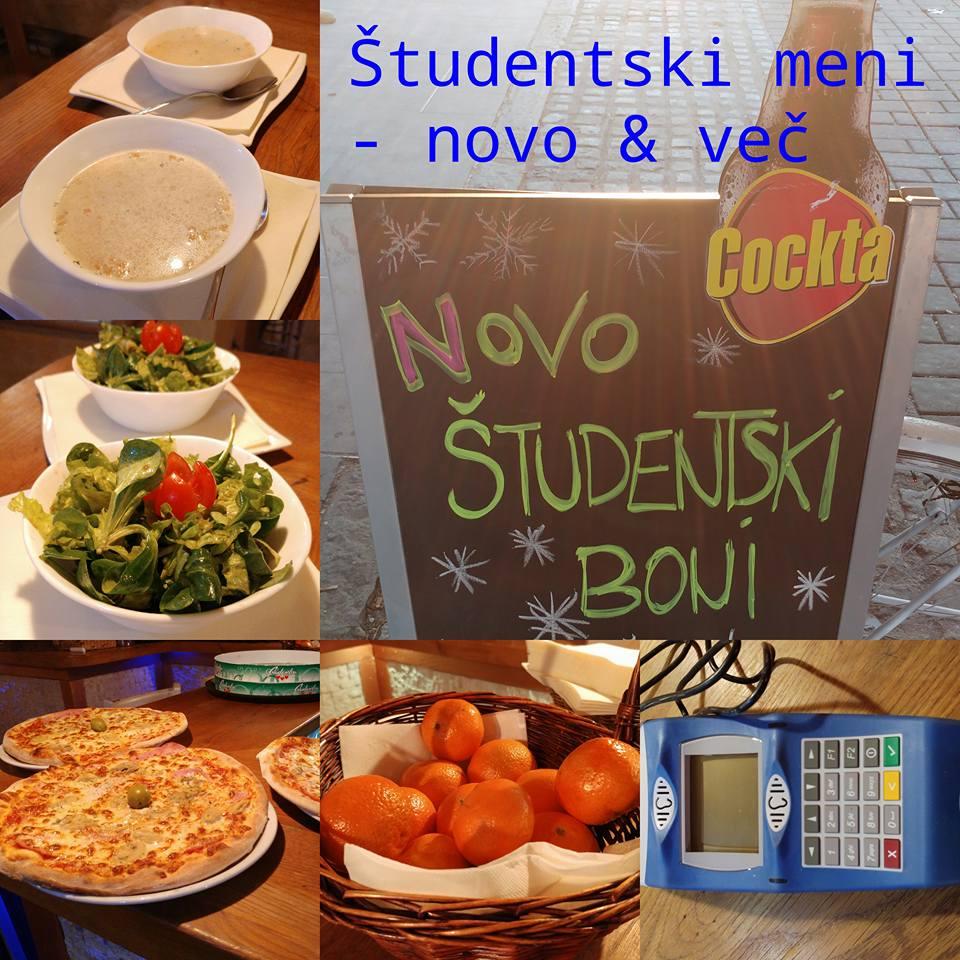 NOVO - študentski boni